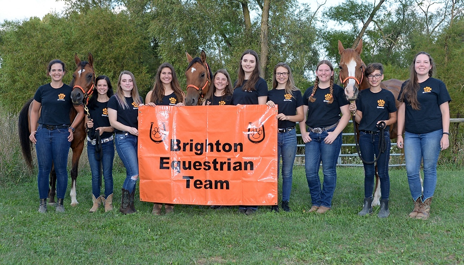 Brighton Equestrian Team 2018